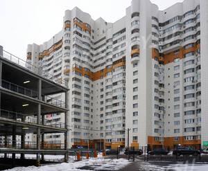 ЖК «Славянка»: Корпус ЖК и многоуровневый паркинг.