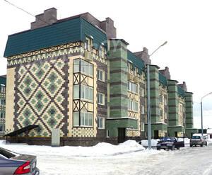 Малоэтажный ЖК «Валь д'Эмероль»: 16 корпус.