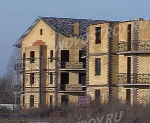 Малоэтажный ЖК «Новая Коломна»: ход строительства