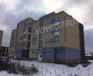 Малоэтажный ЖК «Анискино»: ход строительства