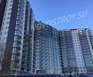 ЖК «ЮИТ Парк»: ход строительства (фото из группы «Вконтакте»)