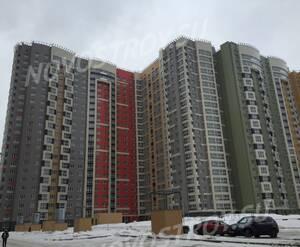 ЖК «Лобачевский»: ход строительства
