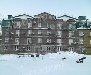 Малоэтажный ЖК «Квартал в Лесном»: ход строительства