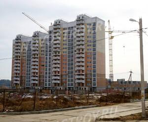 ЖК «Восточный» (Звенигород): ход строительства 6 корпуса