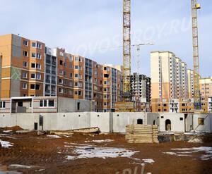 ЖК «Восточный» (Звенигород): ход строительства 6 и 11 корпусов