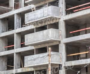 МФК «Студиоквартал»: балконы