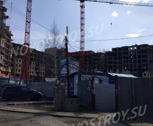 ЖК «Марз» (корп. 5): ход строительства (фото из группы «Вконтакте»)