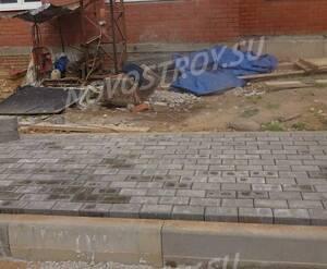 ЖК «Берёзки» (Жуково): придомовая территория (фото из группы «Вконтакте»)