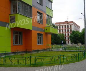 ЖК «на Карамышевской набережной»:  средняя школа №1517 в непосредственной близости от комплекса