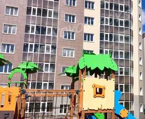 ЖК «Владимирский»: детская площадка на территории комплекса