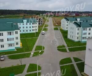 Малоэтажный ЖК «Заречье» (Егорьевск): общий вид