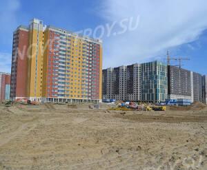 ЖК «Некрасовка»: ход строительства квартала 13