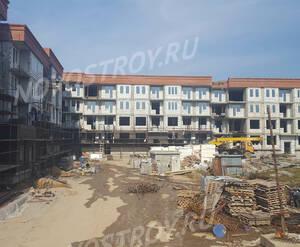 ЖК «Немчиновка Резиденц»: ход строительства дома №3