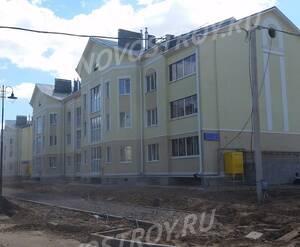 Малоэтажный ЖК «Троицкая слобода»: ход строительства