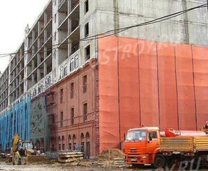 МФК «Софийский»: ход строительства