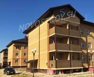 Малоэтажный ЖК «ЭкоГрад-Обухово»: ход строительства