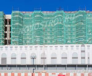 ЖК «на Котельнической набережной, 21»: ход строительства