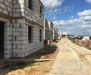 Малоэтажный ЖК «Варежки»: ход строительства 3 очереди из группы дольщиков