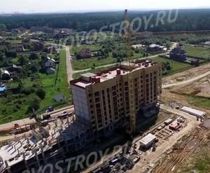 ЖК «Опалиха Парк»: скриншот видеообзора
