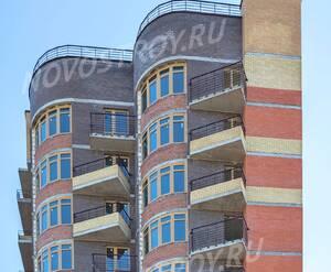 ЖК «на Каширском шоссе, 6»: Комбинация балконов