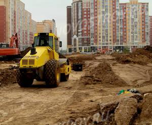 ЖК «Москва А101»: ход строительства корпуса №18