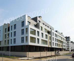 ЖК «Загородный квартал»: ход строительства дома №15