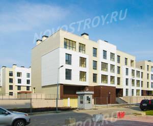 ЖК «Загородный квартал»: ход строительства дома №16