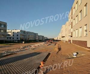 Малоэтажный ЖК «Руполис-Растуново»: ход строительства, фото из группы дольщиков