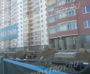 ЖК «Первый Андреевский»: ход строительства, фото из группы дольщиков
