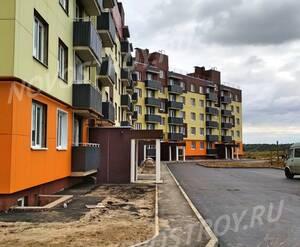ЖК «Новое Сватково»: ход строительства корпуса А