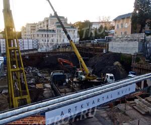 ЖК «NV/9 ARTKVARTAL»: ход строительства