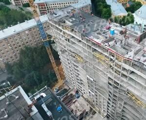 МФК «Ленинский 38»: скриншот с видеообзора