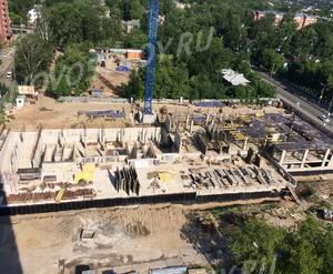 ЖК «Центральный» (Щелково): ход строительства корпуса №5