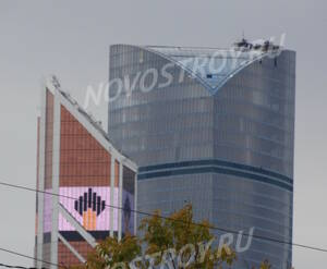 МФК «Башня Федерация»: с официального форума МФК Башня Федерация