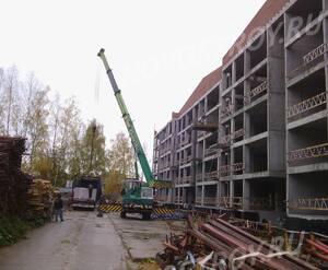 Малоэтажный ЖК «А и Б»: ход строительства