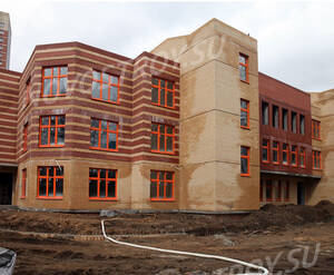 ЖК «Ареал»: ход строительства детского сада