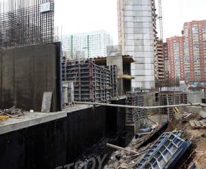 ЖК «Ареал»: ход строительства корпуса №2