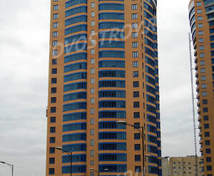 ЖК «в микрорайоне №6А»: ход строительства корпуса №2