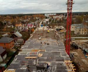 ЖК «Новый Катуар»: ход строительства корпуса №7