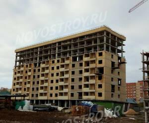 ЖК «Новый Катуар»: ход строительства корпуса №9
