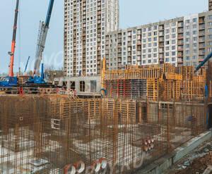 ЖК «Одинцово-1»: ход строительства корпуса №1.8