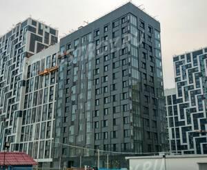 ЖК «Город на Реке Тушино-2018»: ход строительства квартала 1