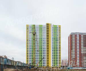 ЖК «Путилково»: ход строительства корпуса №1