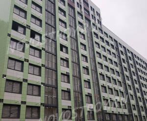 ЖК «Город»: ход строительства корпуса №1