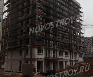ЖК «Испанские кварталы»: ход строительства корпуса №13.1