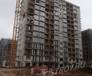 ЖК «Испанские кварталы»: ход строительства корпуса №13.2