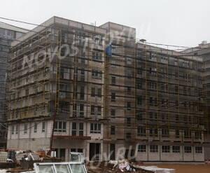 ЖК «Испанские кварталы»: ход строительства корпуса №13.3