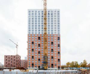 ЖК «Мещерский Лес»: ход строительства корпуса №4.2