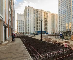 ЖК «LIFE Ботанический сад»: ход строительства 3 очереди