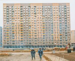 ЖК «Пригород.Лесное»: ход строительства корпуса №5